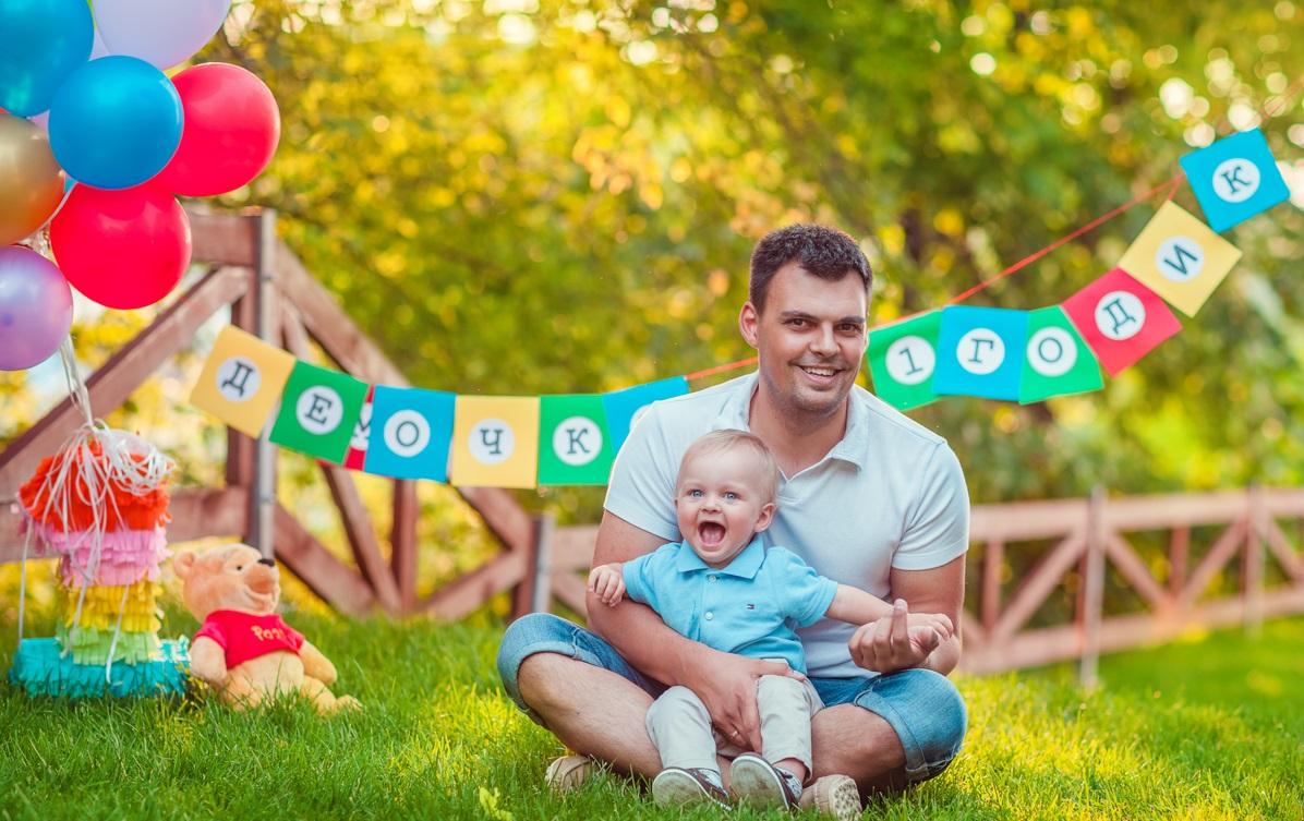 Поздравления родителям когда ребенку исполнился один год