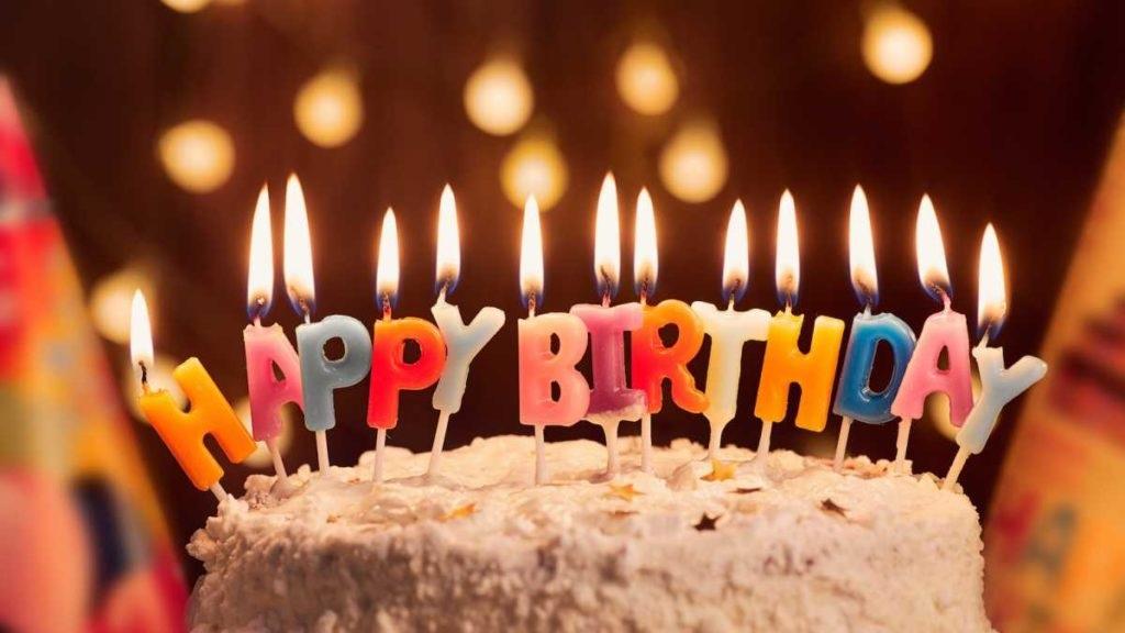 Открытка день рождения на английском языке, днем